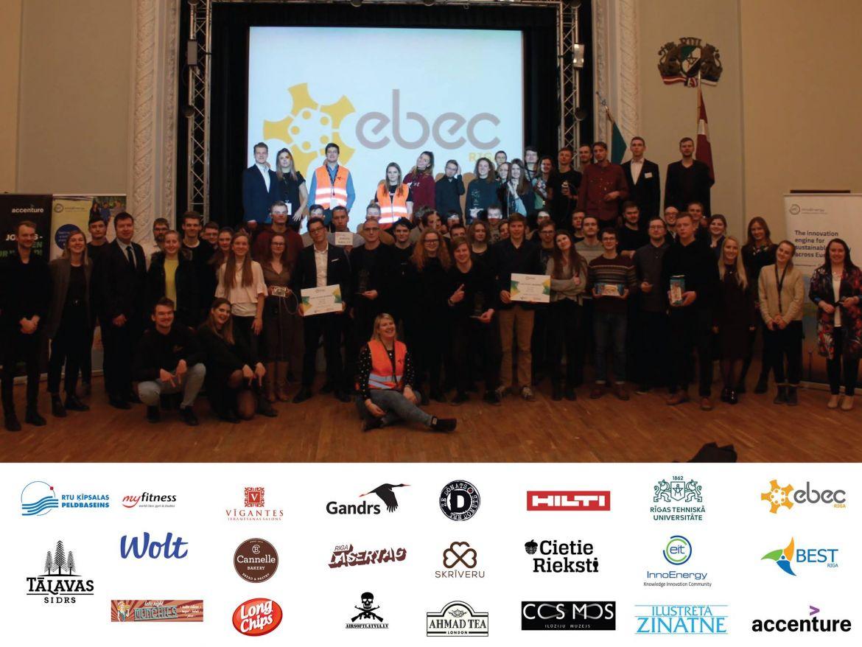 «Joškina kaķis 2.0» and «Bēdīgi slavenais inženieris» wins «EBEC Riga 2019»